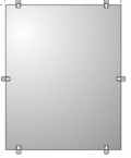 Frost 942 - Frameless Mirror