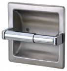 Frost 1134S - Recessed Toilet Tissue Holder